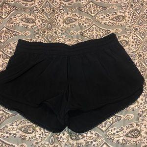 Super duper vintage lululemon shorts